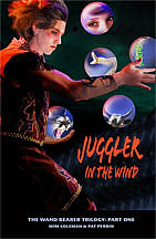 Juggler in the Wind