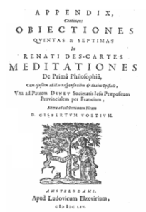 Cover Descartes' Meditations on First Philosophy